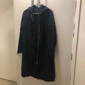 NWOT Uniqlo Rain Jacket